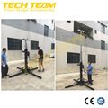 heavy duty elevator tower , steel truss elevator tower