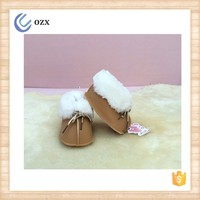 wholesale kids fashion design shoes baby soft sole leather shoes