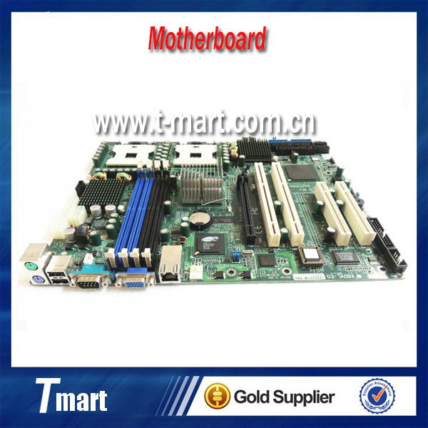 100% working server motherboard for Supermicro X6DVL-EG system mainboard fully tested and perfect quality