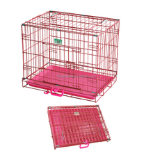 new design outside portable wire folding dog cage