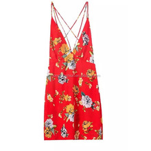 monroo fashion women red dress hot new products for 2015