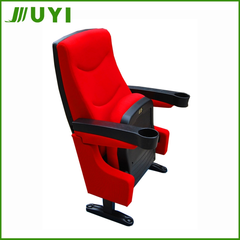 JY-616 High Quality Folding Lecture Hall Chair For Sale Wholesale Stackable With Armrest Cinema Price Auditorium Chairs