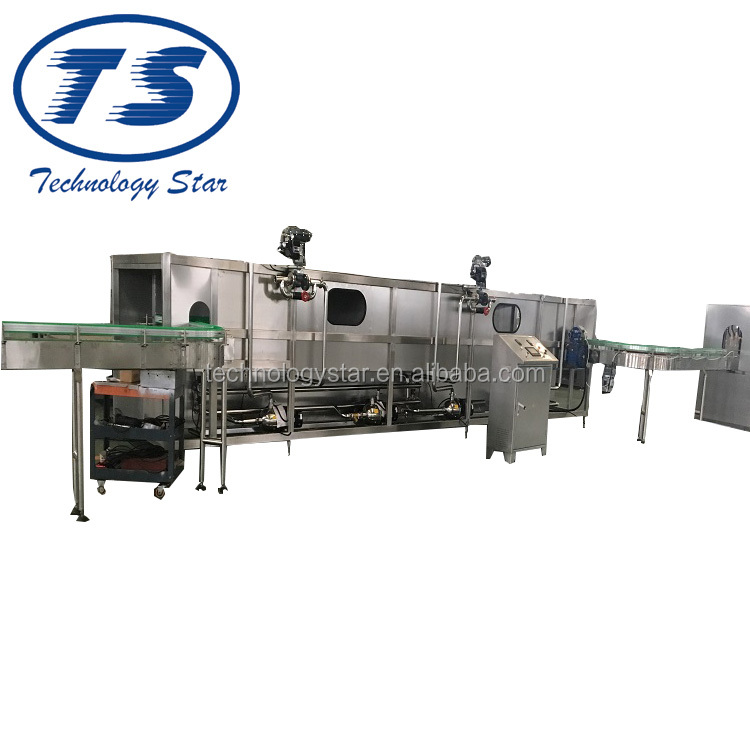 Brand New Bottle Tunnel Continuous Sterilizing Machine