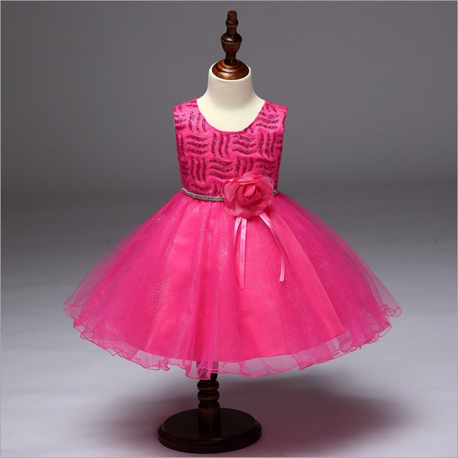 baby girl party dress children frocks designs wedding dress bridal gown best selling products
