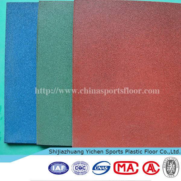 outdoor basketball courts rubber flooring