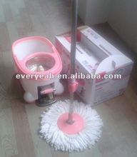 2012 Hot sale ROHS certificate approved four device pole mop bucket with aluminum pedal