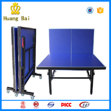 High quality indoor sports equipment table tennis table for park