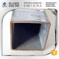 SQUARE AND RECTANGULAR HOLLOW SECTION STEEL TUBULAR