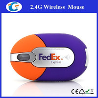 Corporate Gift High Quality Wireless Mini Stylish Laptop Mouse Optical