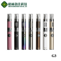 Electronic vape G3 starter kit ego batteries Passthrough mods vape System