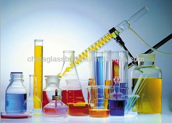 Various Laboratory glassware