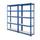 GS Certificated 5 tier 0.7mm thickness garage storage shelves
