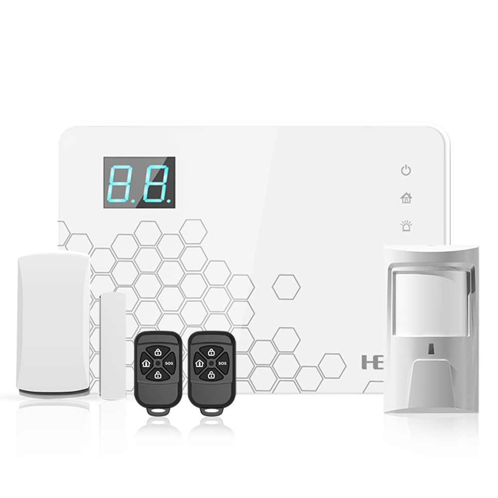 New Design High-Tech Smart gsm alarm monitoring alarm system and Home Automation Alarm Panel