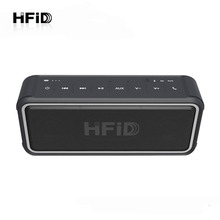 20W Customized Music Mini Bluetooth Speaker Instructions Car Speaker Manual