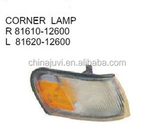 High quality Auto CORNER LAMP For 1993 Toyota Corolla AE100 USA TYPE OE:81610-12600 81620-12600