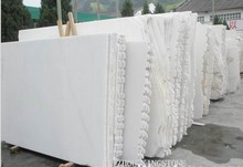 chinese natural snow white marble
