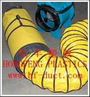 pvc flexible duct/stainless steel flexible duct/type of plastic pipe
