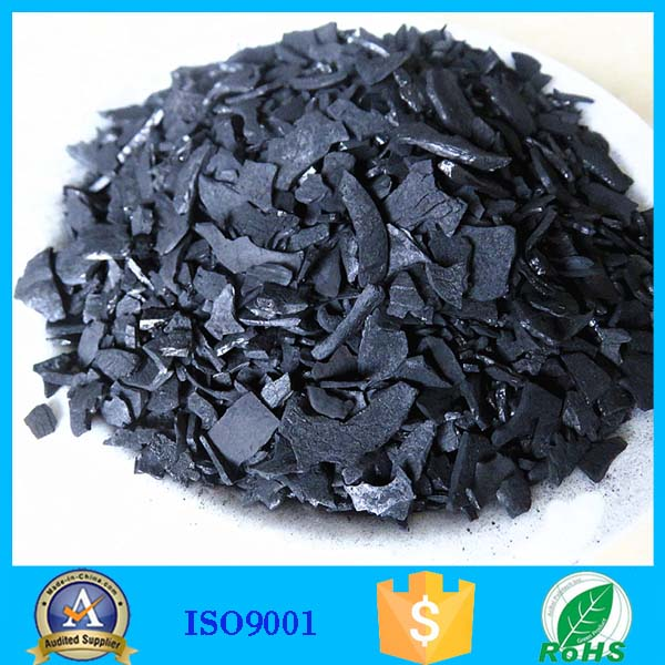 Recycling use coconut based shell granular activated carbon buyers