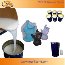 Polyester resin products molding liquid rtv2 silicone rubber