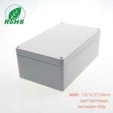 2013 Newest Best plastic Water-proof electrical enclosure