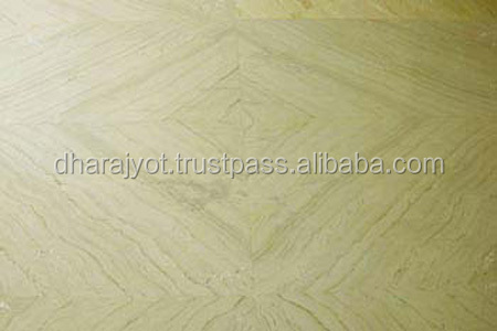 Antique Yellow Marble Stone