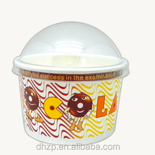 3oz /6oz/ 8oz/ 12oz custom printed frozen yogurt/ ice cream paper cup