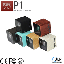 2017 Newest DLP micro projector 1080P support micro projector,toy projector P1