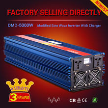 High frequency single phase dc ac solar panel converter 4000w 5000w solar converter