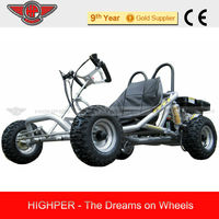 196CC GAS POWERED MINI RACING GO KART(GK160B-A)