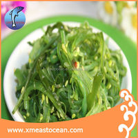 China chuka wakame frozen seaweed
