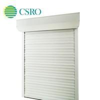 Jinxingyu insulated sun shade aluminum roll up garage door