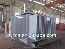 S9 series transformers 1600kva 415v oil immersed transformer electrical transformers 33kv
