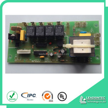 Custom made Fast Delivery control board for electric fireplace PCB assembly