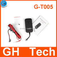 Mini Car Gps Tracker / Small Gps Tracking Device for Motorcycle G-T005