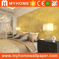 Home Decor Room Wall Paper Bathroom Shower Wall Panel