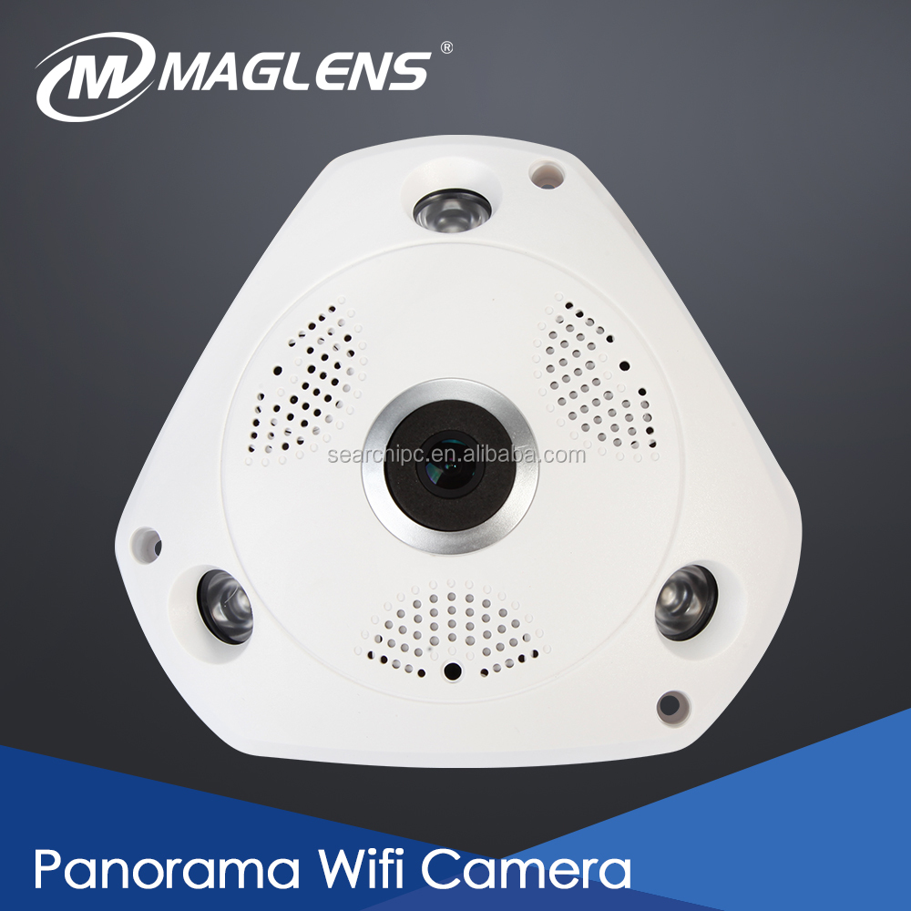 HD 1080P Fisheye Lens Ip Security Cctv <strong>Camera</strong>, Top <strong>10</strong> Outdoor Surveillance Ir Night Vision, 2017 Wireless Home Surveillance cam
