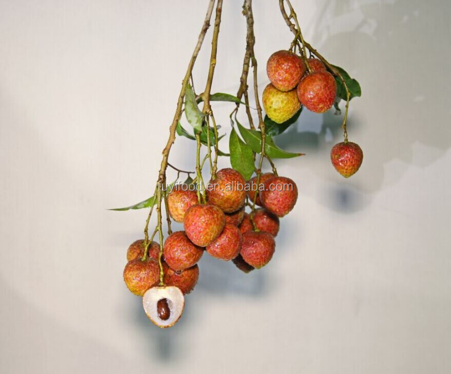 Chinese fruits and vegetables fresh litchi(lychee) fruit