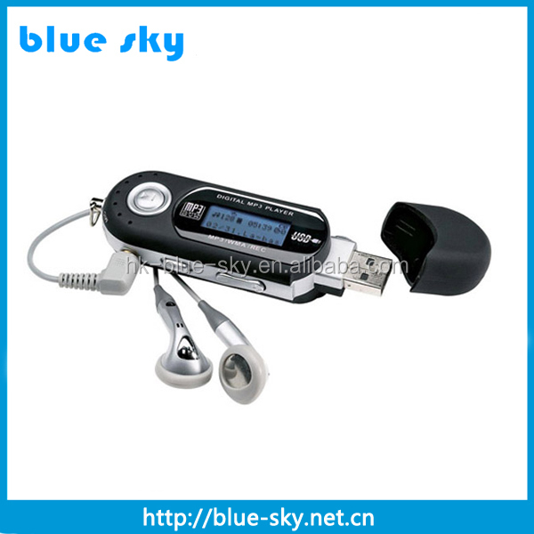 High quality popular USB input 2gb pcb usb player mp3