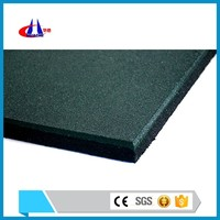 New Product 20mm Thickness Rubber Floor