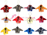 Leather Jacket key chain