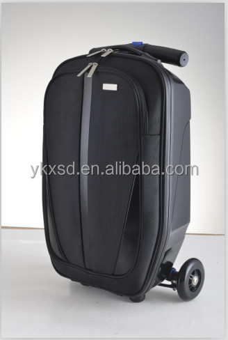 New travel scooter suitcase / luggage box