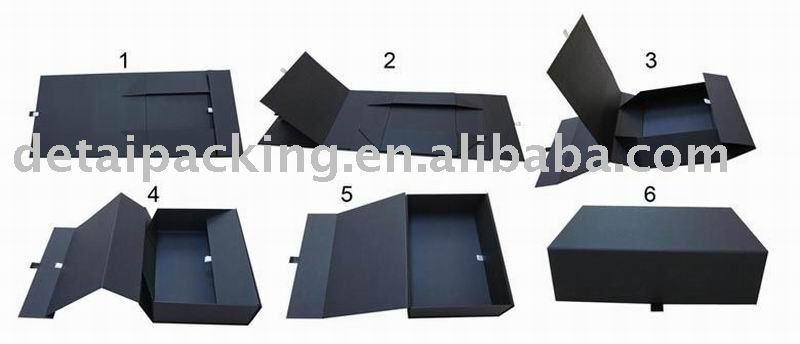 Mini pliage de papier cadeau bo te caisses d 39 emballage id de produit 4202 - Pliage papier cadeau ...