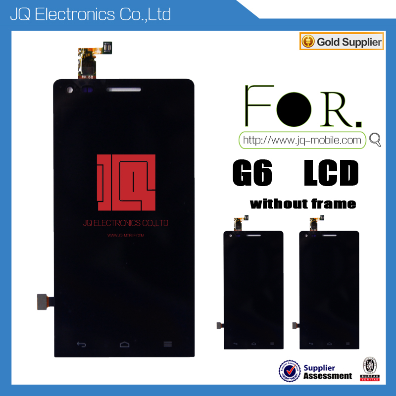 New Products 2016 Original LCD screen for Huawei G6 LCD + touch display
