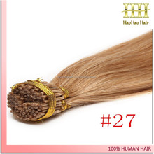 I tip brazilian hair extension new arrival i tip hair 2016 hot sale popular i tip hair extension