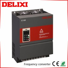DELIXI CDI-E180P600T6L Professional Long Service Life Three Phase Vector Control V/F Programmable Frequency Inverters