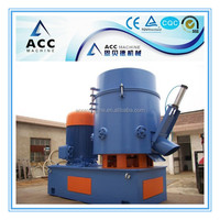 TLJ-100 PP PE plastic film recycling agglomeration machine