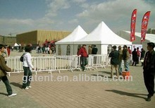 Outdoor High Peak Marquee Event Tent 6x6m