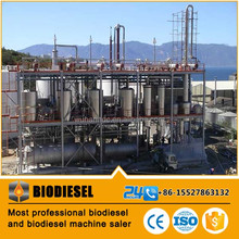Small Biodiesel Making Machinery To Bio Fuel From Waste Cooking Oil