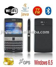 W73 Windows TV mobile phone Dual SIM cell phone WiFi GPS. Touch screen, hot sale cellular