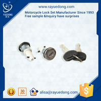 WY125 motorcycle side cover lock for honda parts wuyang parts